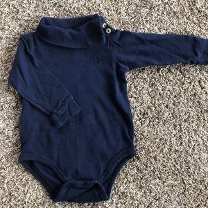Polo Ralph Lauren baby boy onesie. 6mo